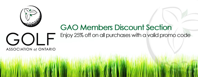 GOA Members Discount Section